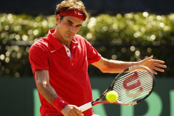Roger Federer es el deportista con mejor reputación en el mundo y...