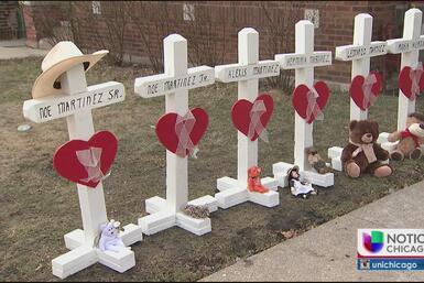 Reacciones de vecinos y amigos de las víctimas del caso Gage Park