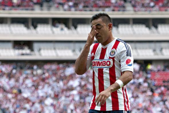 Marco Fabián tiene la oportunidad de demostrar lo que Cruz Azul s...