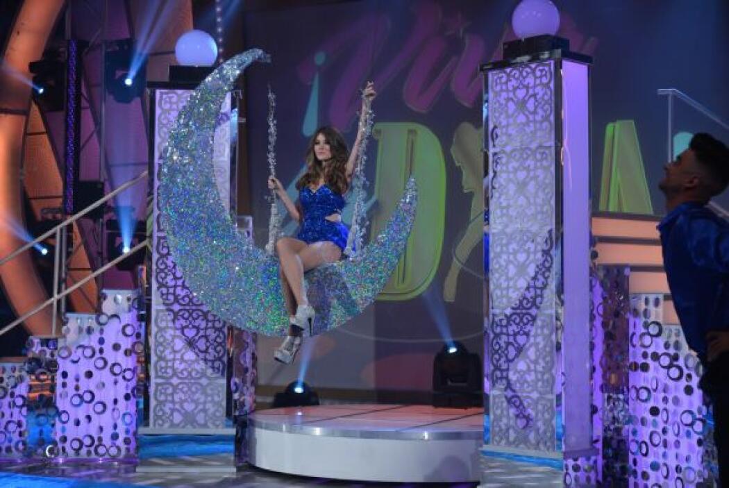 La primera en hacer su aparición fue Daniela, una joven colombiana que d...