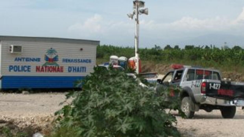 Arce ayudó a la policia haitiana a que diera vuelta la marea de secuestr...