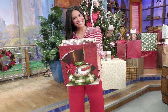KARLA MARTÍNEZEsta Navidad estaré tranquila con mi familia. Es una fecha...