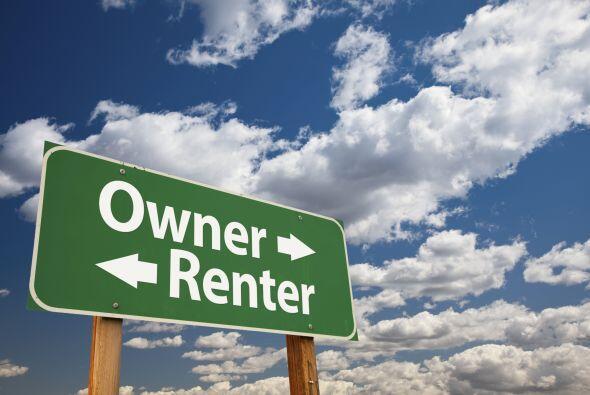 Desventaja de comprar: la propiedad puede perder valor. Hoy en día, se s...