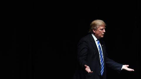 La sombra de Rusia no suelta al presidente Donald Trump