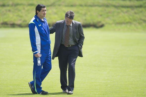 Pero… ¿quién es el culpable de la crisis del equipo en el torneo actual…...