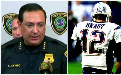La recuperación de la playera de Brady fue obra del FBI, más policías de...