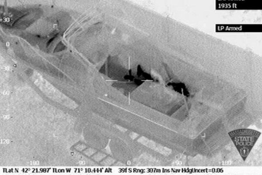 Bote Dzhokhar Tsarnaev
