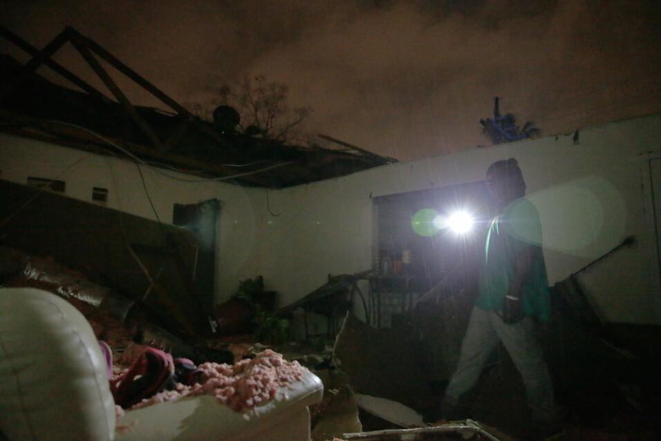 Tormentas y tornados dejan al menos tres muertos en el sur  tornado2.jpg