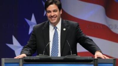 Raúl Labrador es el representante republicano por el Distrito 1 de Idaho.