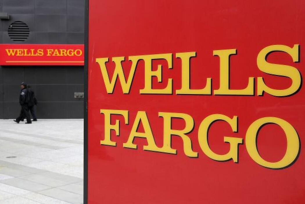 """10. WELLS FARGO Y ACTOS DE DISCRIMINACI""""N- El banco Wells Fargo acordó p..."""