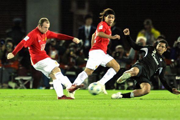 En aquel equipo inglés estaba Cristiano Ronaldo Y Carlos T&eacute...