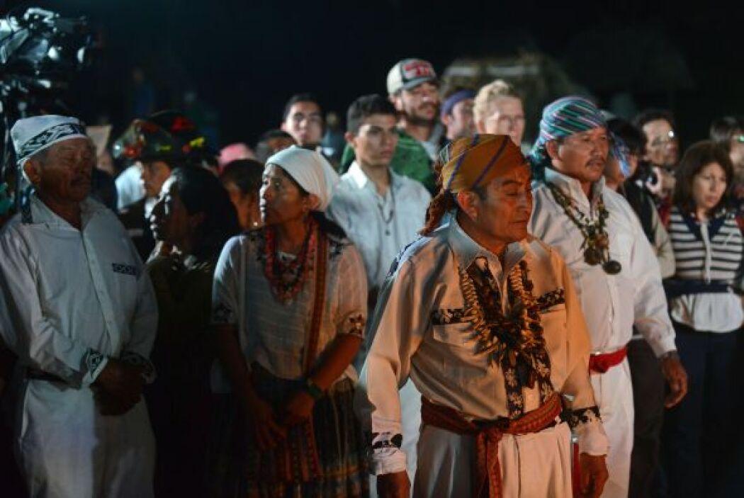 Los mayas cierran el viernes en el solsticio una era de 5,200 años en su...