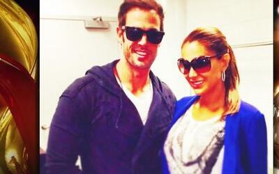 William Levy y Ninel Conde juntos en Premio lo Nuestro 2014.