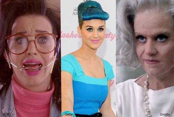 Katy Perry tiene uno de los rostros más hermosos del mundo del espectácu...