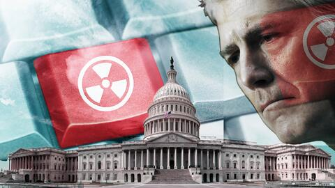 """En el Senado todos temen que se use la """"opción nuclear""""..."""