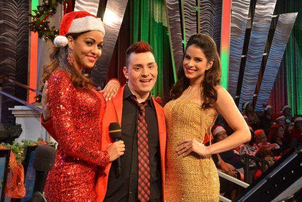 No es Santa, pero nuestro DJ Jay también cumple deseos, pero &eac...