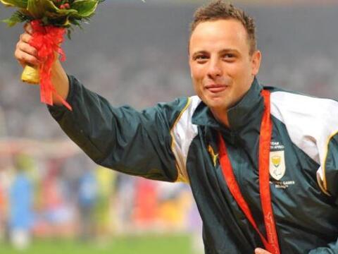 Pistorius, multicampeón paralímpico, ha conseguido este a&...