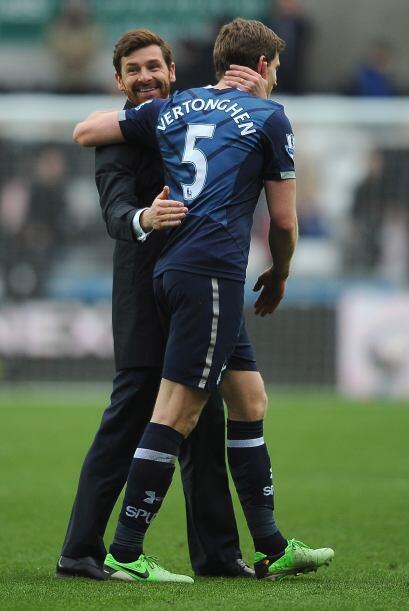 Los 'Spurs' le pegaron de visita al Swansea y Vertonghen abrió el camino...