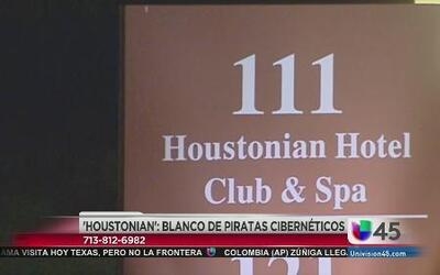 Hackean al lujoso hotel The Houstonian