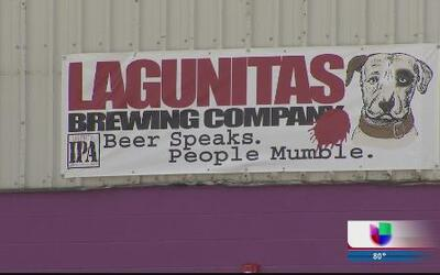 Lagunitas Brewing abre en Chicago