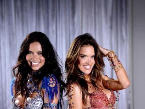 Las bubis de Adriana Lima y Alessandra Ambrosio se convertirán en...