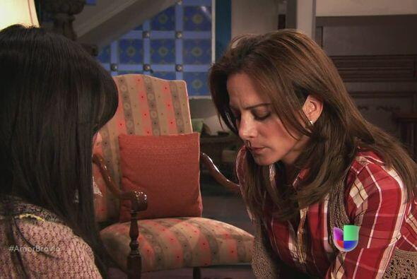 Luzma le comunica a Camila la decisión que tomado: dejar La Malquerida p...