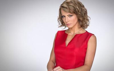 Silvia Navarro es La Candidata.