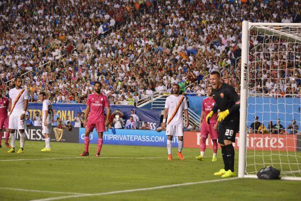 AS Roma vs Real Madrid