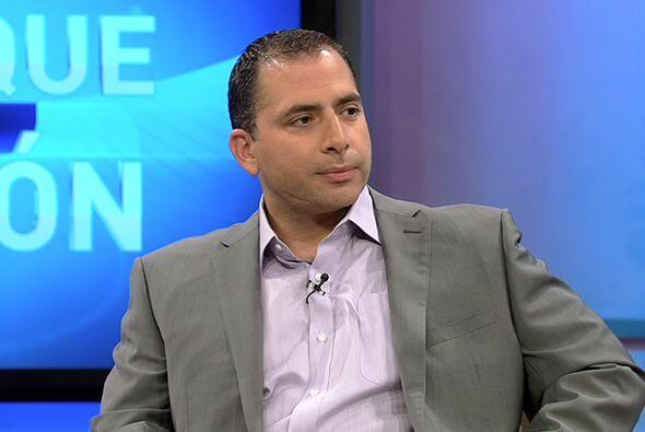 El abogado Alejandro Jordán, quien sufrió un infarto card&...
