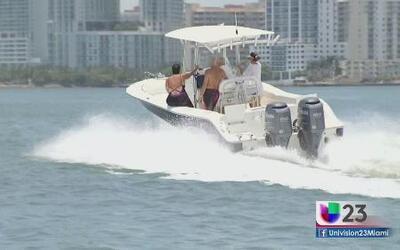 Autoridades piden prudencia y seguridad en el agua