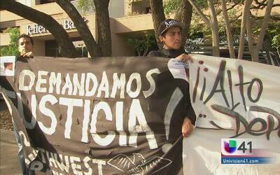 Piden a ICE liberar a joven estudiante