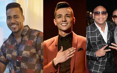 Con su ritmo, estos cantantes llegaron a la lista de los 50 más bellos