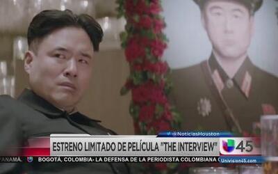 """Sony sí estrenará la película """"The Interview"""""""