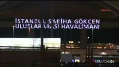 Amenaza de bomba para desviar avión a Sochi