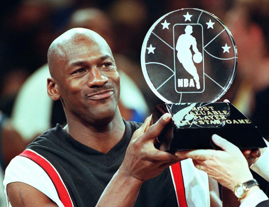 El cumpleaños 54 de 'Su Majestad' Michael Jordan GettyImages-51640737.jpg