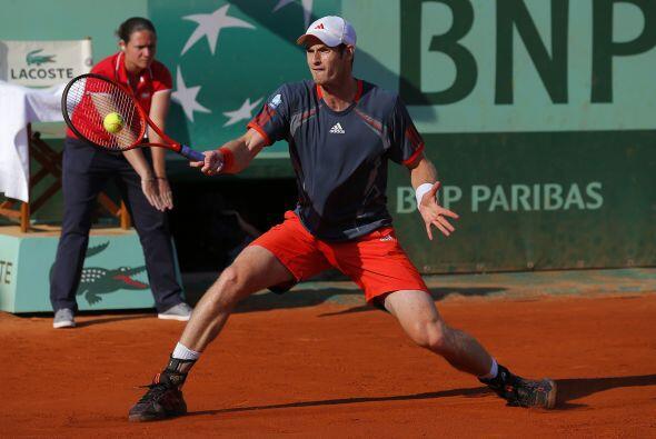 Murray, cuarto mejor tenista del mundo, se medirá en la segunda ronda co...