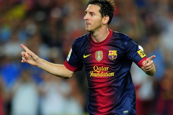 Lionel Messi cobró el disparo desde los 12 pasos de forma perfecta.