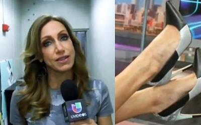 Zapatos 101 con Lili Estefan: El par que le regaló Eduardo Yáñez a la Flaca