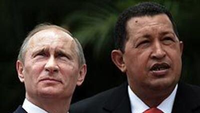 Venezuela y Rusia sellan multimillonario acuerdo con visita de Putin df7...