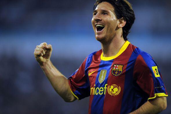 Leo Messi: No hay mucho que decir sobre el 'crack' argentino. Sus 31 gol...