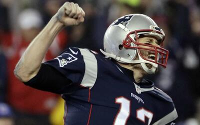 Tom Brady jugará su séptimo Super Bowl.