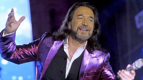 Marco Antonio Solís unió a sus hijas en su último concierto
