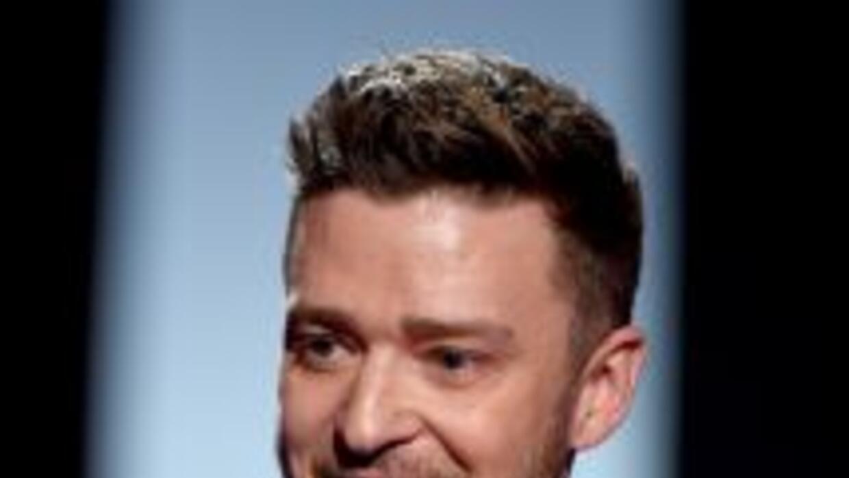 Justin Timberlake dedicó su premio a Jessica Biel y su próximo bebé en l...