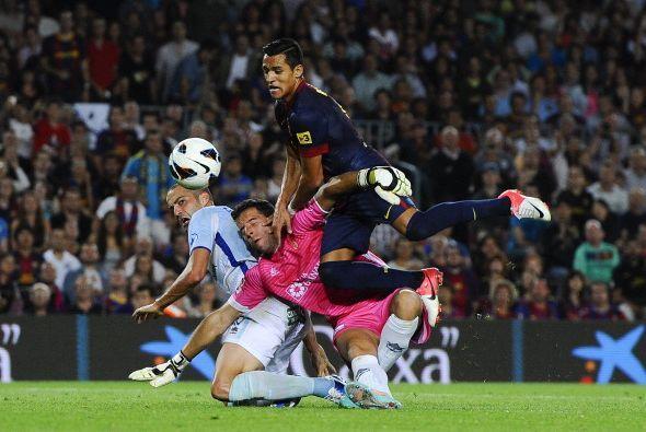 El chileno Alexis fue titular.