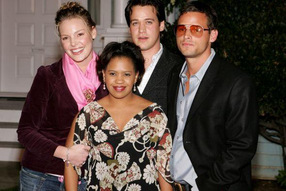 """T.R. Knight es conocido por su papel en el programa """"Grey's Anatomy"""", en..."""