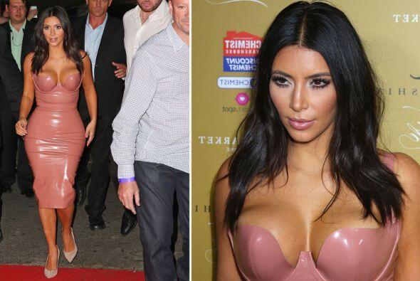 ¡Kim, pásanos un poquito de tu suerte!