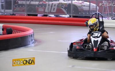 Otra Onda Xtra: K1 Speed, Carreras Go-Kart en Arlington