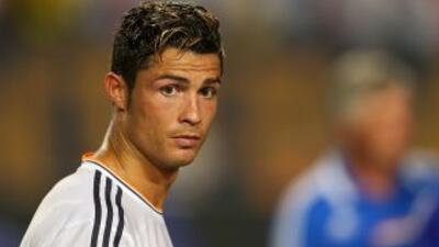 El jugador portugués se dio un tiempo libre y salió de fiesta en territo...