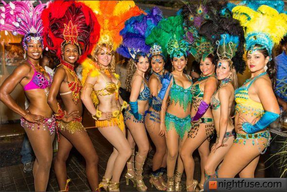 Bailarinas brasileñas: Cultura muy sexy en el Valle del Sol | Las bailar...