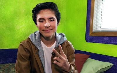 Edward: 'Después de grabar los videos musicales me sentí como un artista'